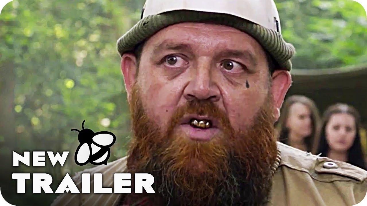 SLAUGHTERHOUSE RULEZ Trailer (2018) Simon Pegg, Nick Frost Horror Comedy