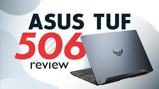ASUS TUF FX506LH I765B8T-O i7-10870H 8GB 512GB GTX1650 4GB W10 15.6FHD