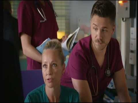 Joe on Holby 24th Oct 2017 Prt1