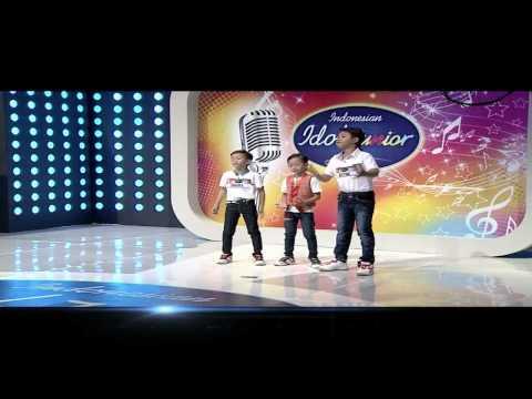 Indonesian Idol Junior MNCTV Sabtu, 11 Oktober 2014