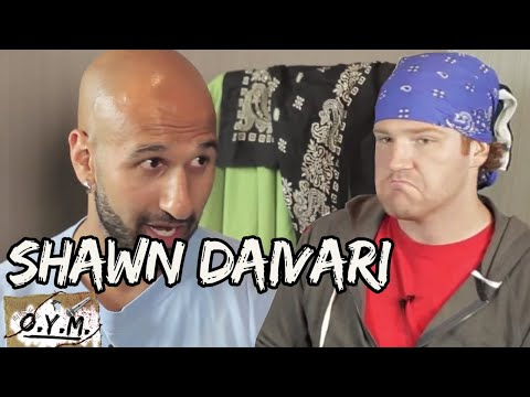 SHAWN DAIVARI Shoot Interview | On Your Mark - Episode 7