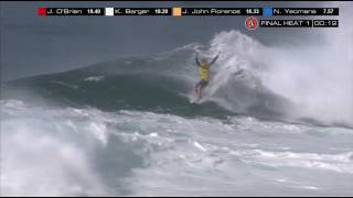 Volcom Pipe Pro 2012 - The Final - The Whole Entire Thing