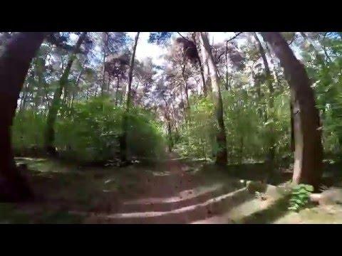 100 KM Kaulille - Parcoursverkenning