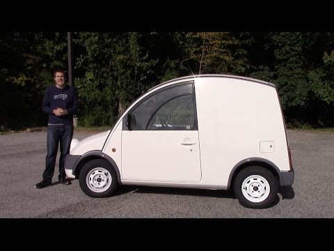 Thumbnail: Nissan S-Cargo: The Crazy Quirks