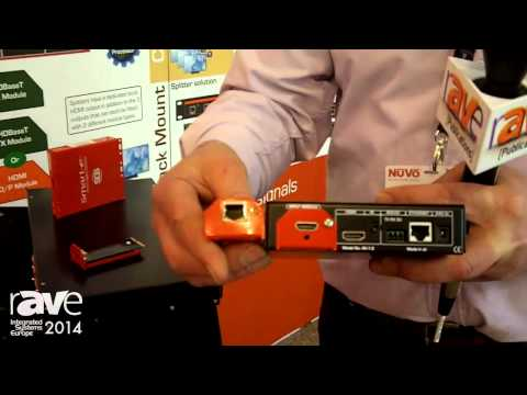 ISE 2014: Smart-e Introduces New Range of 4K Compatible In and Output Splitters
