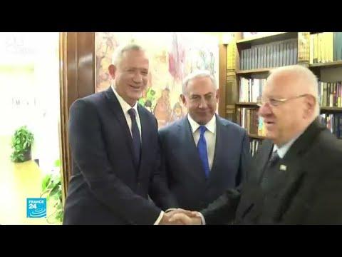 مفاوضات اللحظة الأخيرة لتشكيل الحكومة الإسرائيلية  - نشر قبل 2 ساعة