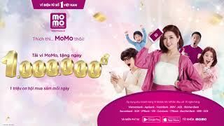 Suni Hạ Linh hướng dẫn nhận quà 1,000,000 Đ từ Ví MoMo