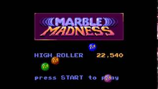 Marble Madness (GBA) Complete Gameplay