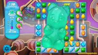Candy Crush Soda Saga Level 1023 (No boosters)