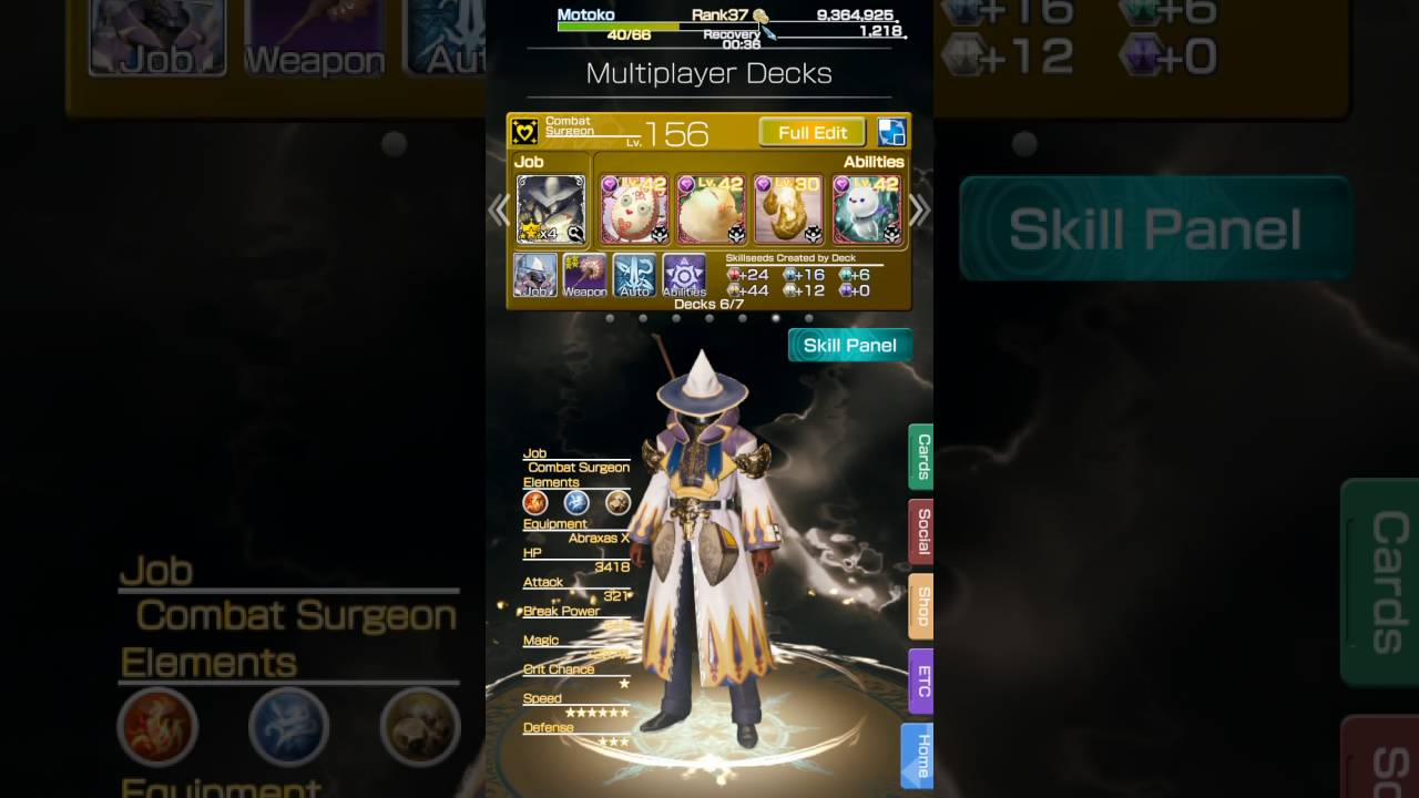 final fantasy mobius multiplayer support guide part 1 abilities