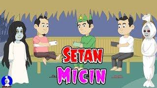 Download Mp3 Setan Micin☠Nonton Tv☠Pocong Main Mobile Legends☠Horor Lucu Episode 32