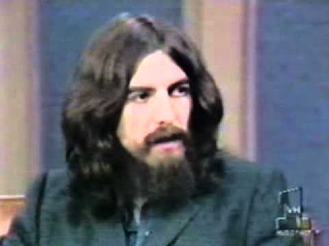 (FULL) George Harrison on the Dick Cavett Show Part 1