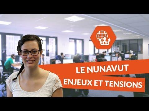 Le Nunavut : Enjeux et tensions - Histoire Géographie - digiSchool