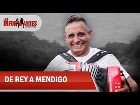 Por la droga llegué a extremos deprimentes: rey vallenato Julián Rojas - Los Informantes
