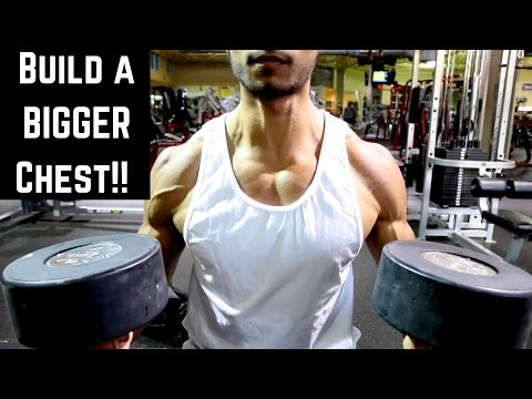 Chest Workout Routine| Full Chest Workout In Gym |  Build Up a Flat Chest