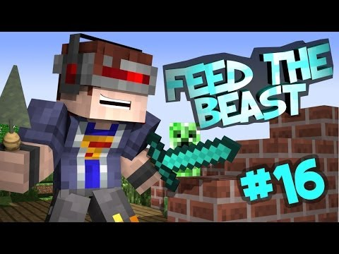 Feed The Beast - 'Unleashed' Part 16: Magic Chest
