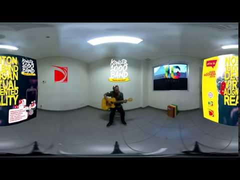 Fyan Ahmad - Mati Dihatimu (360 Virtual Reality Music Accoustic)