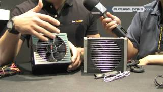 COMPUTEX 2011 - BeQuiet Launches new Power Supplies, Fans and CPU Coolers