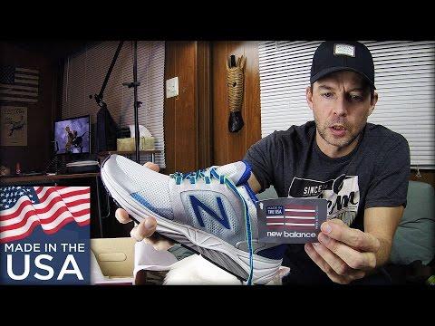 Опыт Покупки Кроссовок New Balance Made in USA и Puma