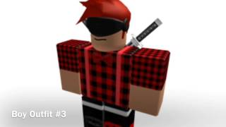 How to look 'Cool' in Roblox (Boys)