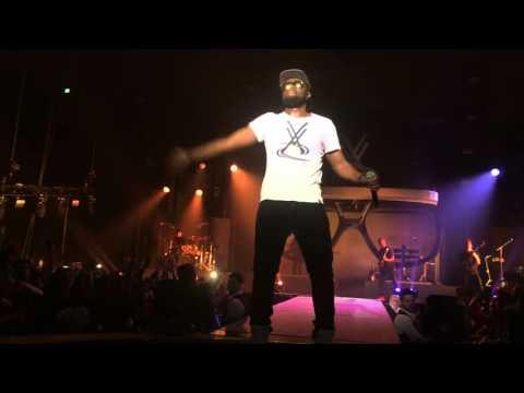 Maitre Gims - Laissez Passer - Live Rockhal Luxembourg (22.11.15)