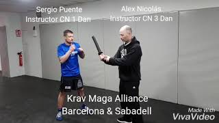 Krav Maga Fighting Stick