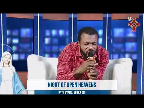 Download NIGHT OF OPEN HEAVENS WITH EVANG. EBUKA OBI. DAY 1