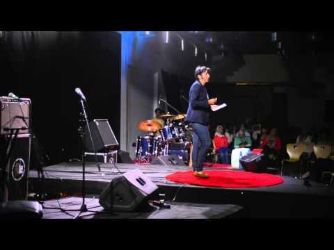 Art Therapy: A World Beyond Creative Expression   Carol Hammal   TEDxGUC