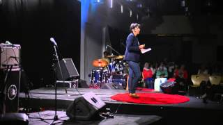 Art therapy: a world beyond creative expression | Carol Hammal | TEDxGUC