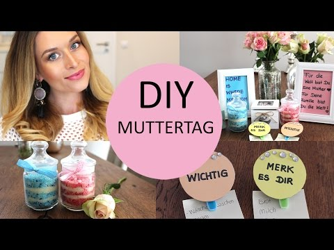 DIY zu Muttertag