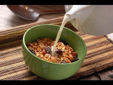Granola hecha en casa - Home Made Granola