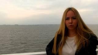 видео Очередь на паром в Крым порт Кавказ-Керчь, 4 км, драка, наезд на людей, Май, Апрель 2014
