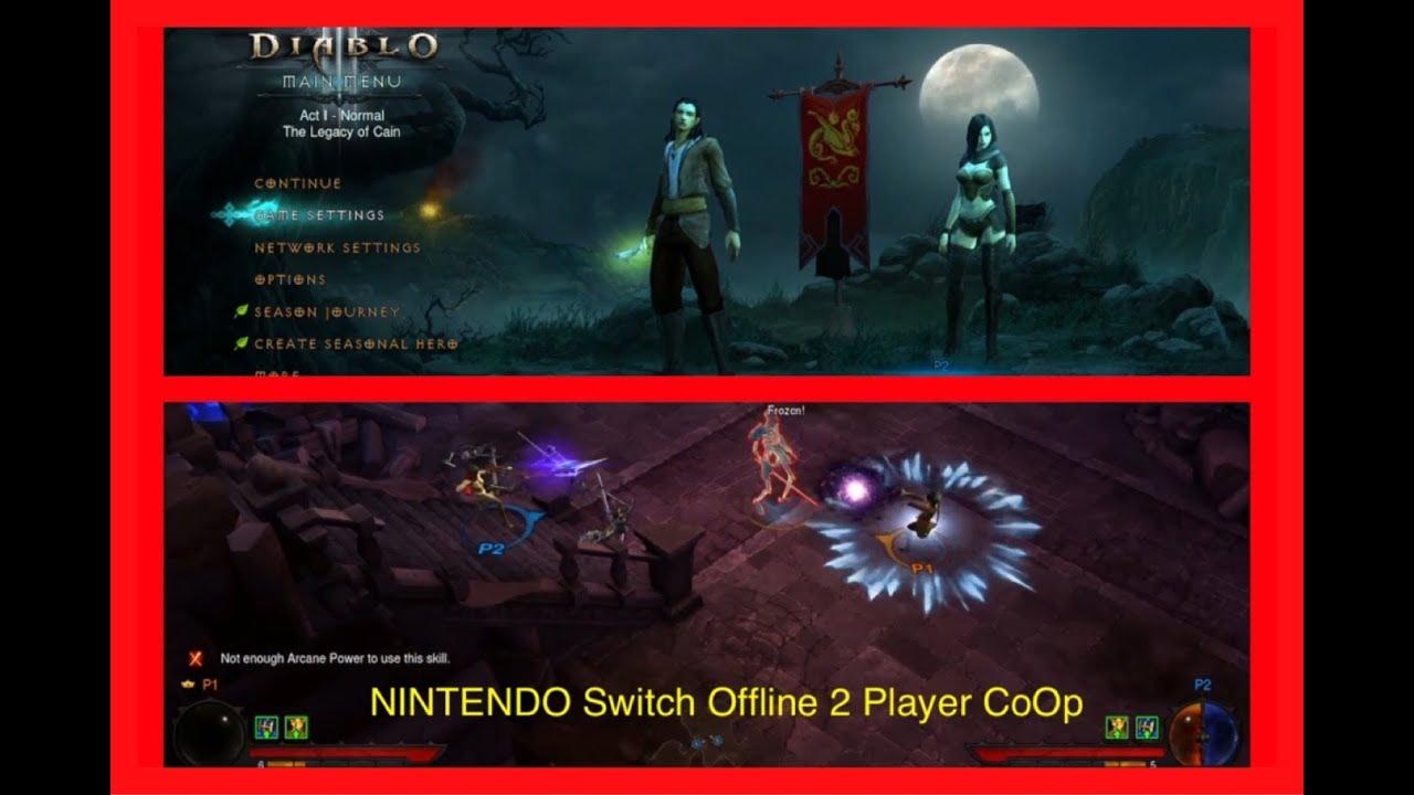 diablo 3 switch 2 player