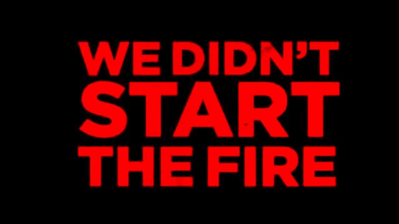 Ryan Star - Start A Fire Lyrics | MetroLyrics