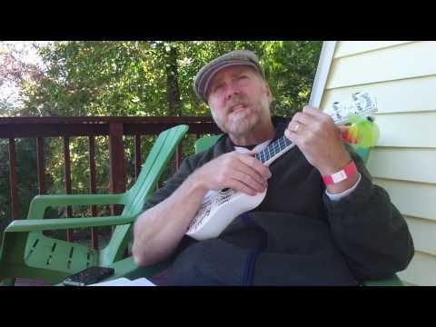 Joy to the world, three dog night,cover, 87th season of the ukulele, bonus 10, little white uke