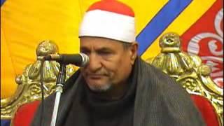 الشيخ محمد عبدالوهاب الطنطاوى. الحجر والنحل. كفر الحاج عزب.السنبلاوين.. 16 3 2012....