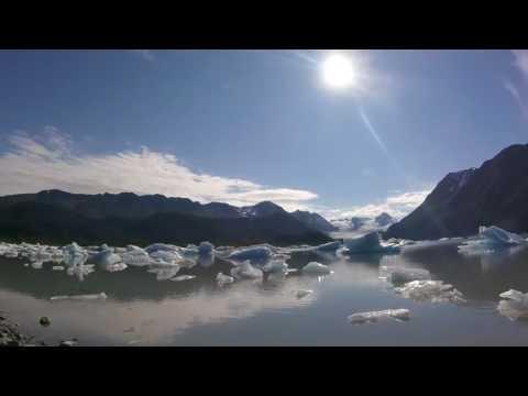 Glacier Lake Trail, Kachemak Bay State Park, Alaska