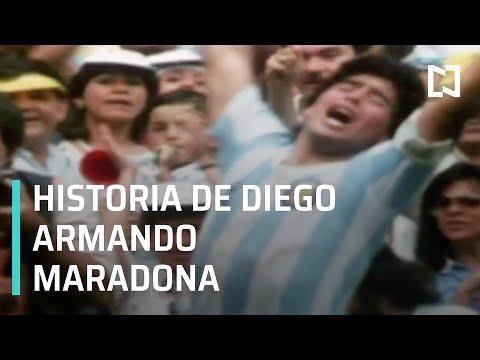 ¿Quién fue Diego Armando Maradona? - Expreso de la Mañana