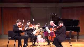 Schumann Piano Quintet in E-flat major, Op. 44, Ⅰ. Allegro brillante