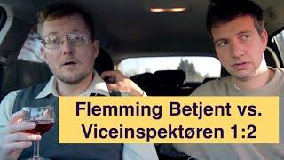 FLEMMING BETJENT STOPPER VICEINSPEKTØREN FOR SPRITKØRSEL - 1/2 (Nyt fra Jylland)