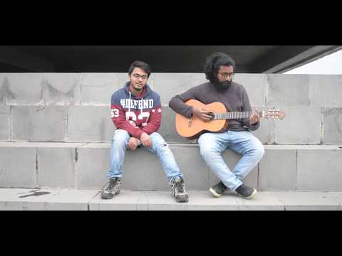 Visiri Cover Song |  Chords In Description | Ennai Nokki Paayum Thotta | GVM | Sid Sriram