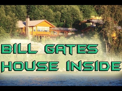 Bill Gates K Ghar Ka Androoni Bill Gates House Inside Bill Gates Ka