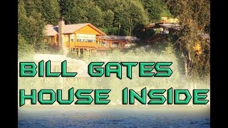 My House Desigen Bill Gates House Live:bill Gates House Tour My House Design