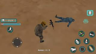 US Survival Commando Attack 3D / Android Game / Game Rock