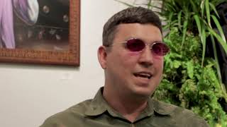 DeclareFineArt Interview with Gallerist Jeffrey Skalny at Alpha Voyage Gallery in Las Vegas 2020