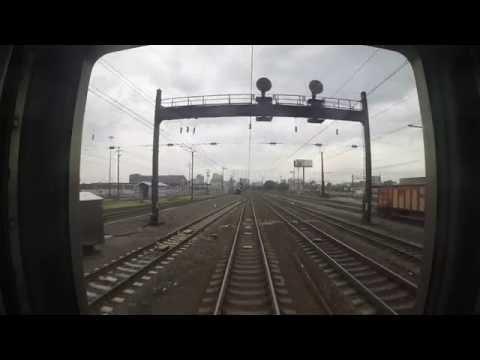 Amtrak Train 172 - Newark to Penn Station Rear View (GoPro)