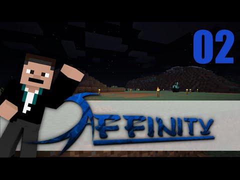 Minecraft- Affinity SMP [2] Murgo Partnership!