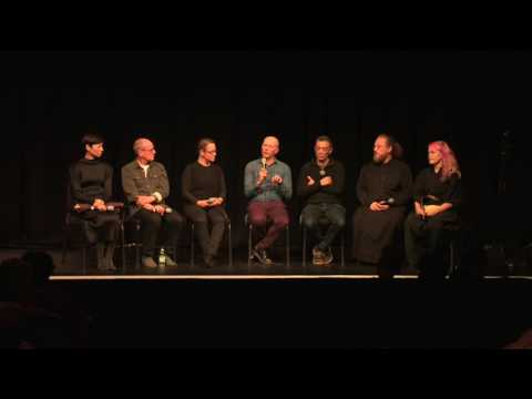 Noh Theatre as a Strategy in Contemporary Art and Performance (panel discussion)