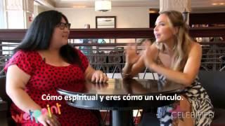 Arielle Kebbel es Team Stelena, entrevista subtitulada en español
