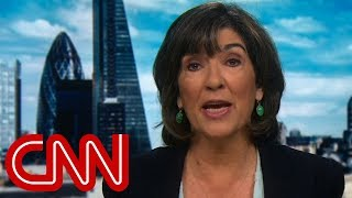 Amanpour: Mexico will have to straddle line with Trump